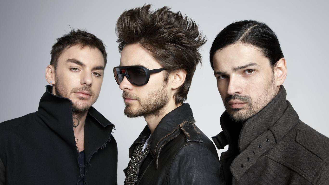 30 seconds to mars, jared leto, джаред лето