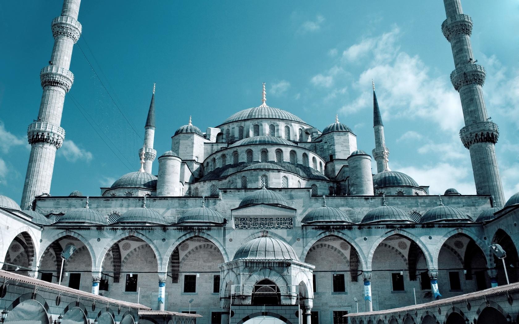 Grand mosque, istanbul, мечеть султанахмет, стамбул, турция