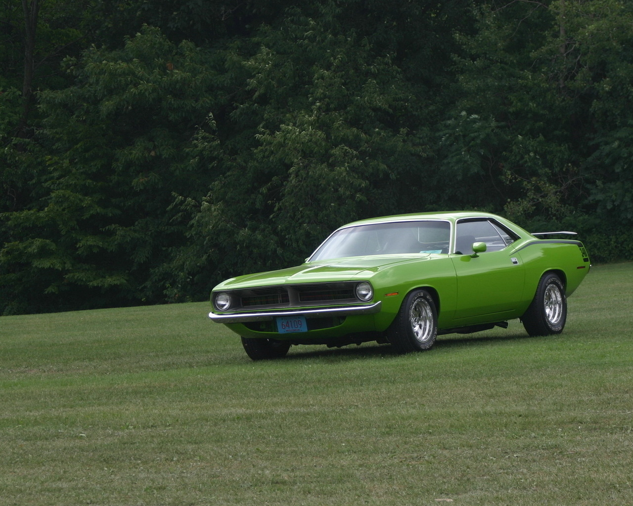 barracuda, muscle car, 340, Plymouth