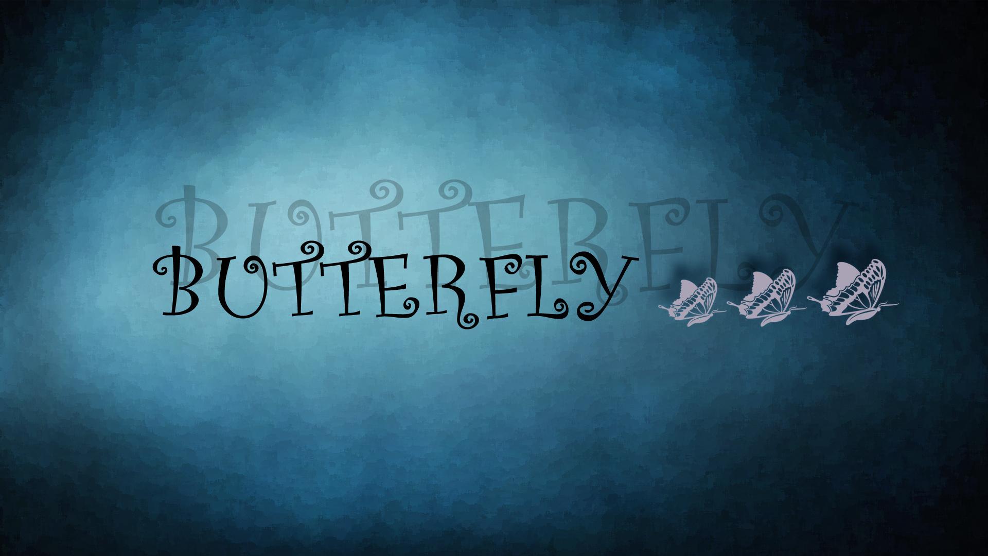 Бабочки в картинках надпись
