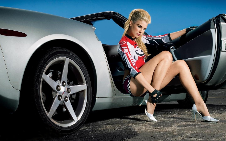 авто, мото, тюнинг, техника, девушки, обои, картинки, блондинка