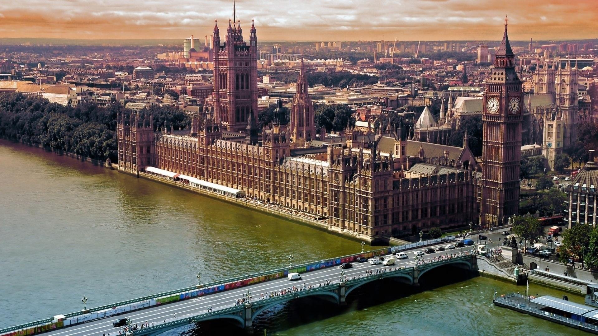 Картинки красивые лондон