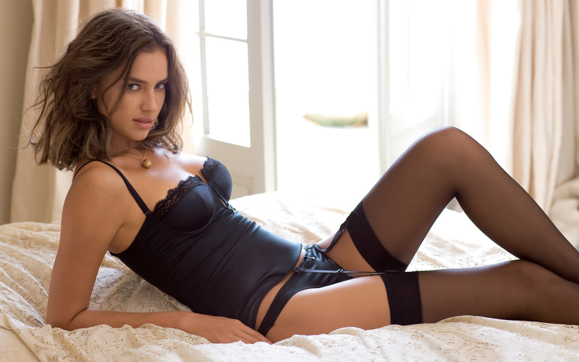 andrea-roth-in-lingerie
