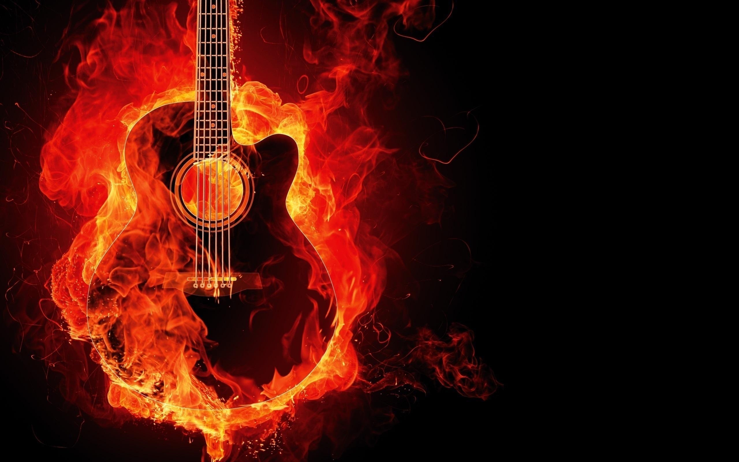 Гитара картинки крутые