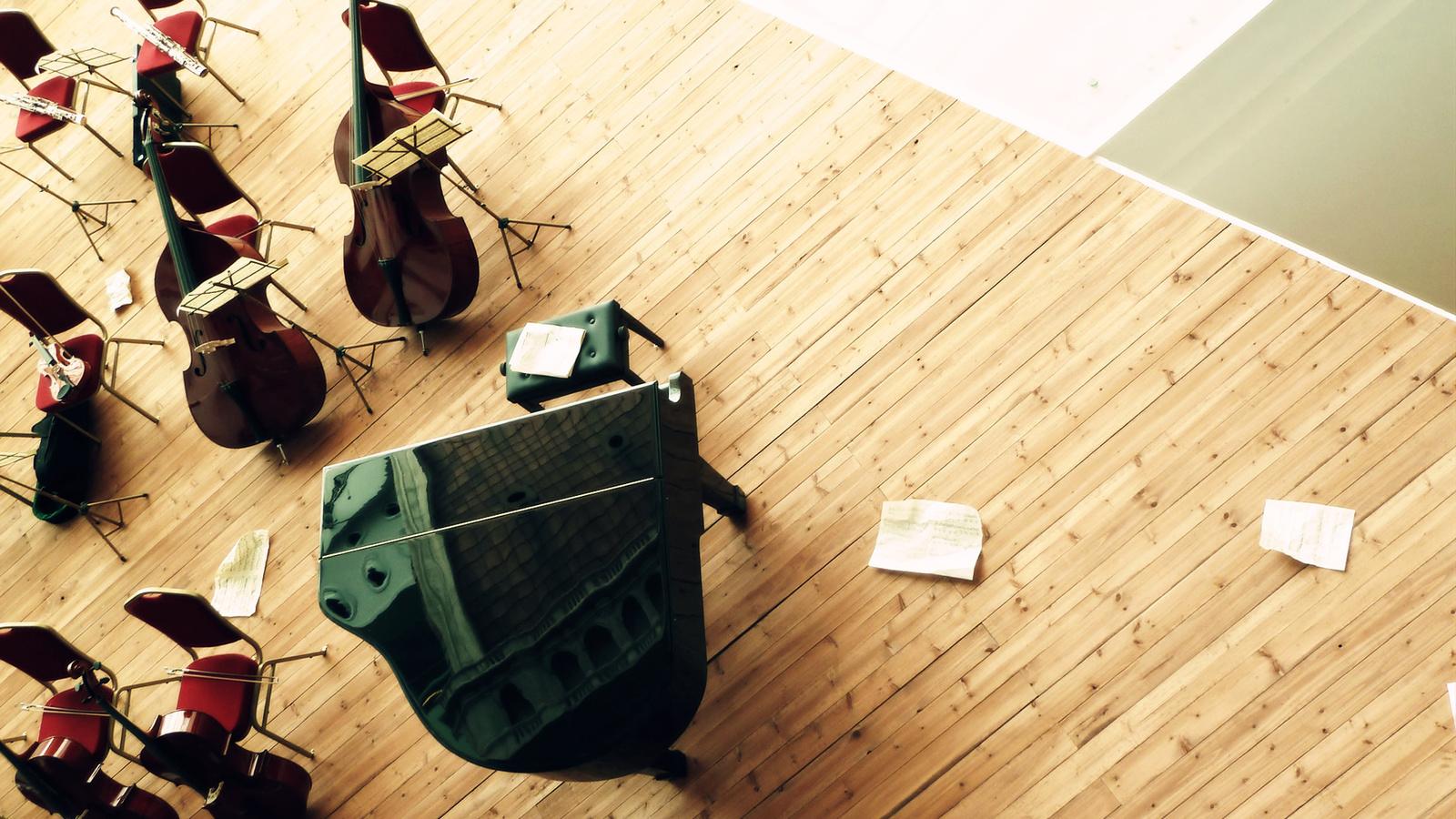 notes, orchestra, Symphony, piano, violin, musical, cello