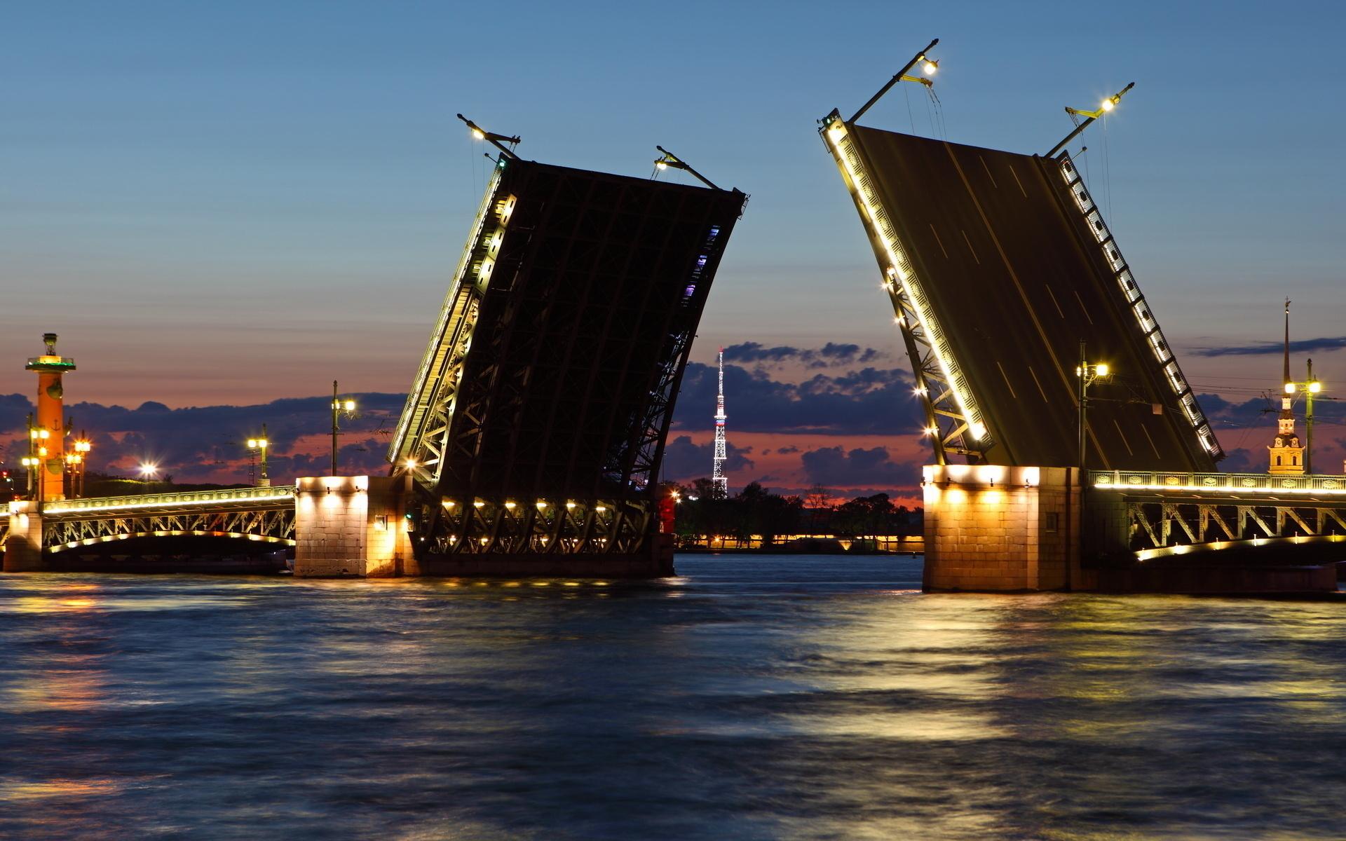 Наступающим 2017, фото и открытки мостов
