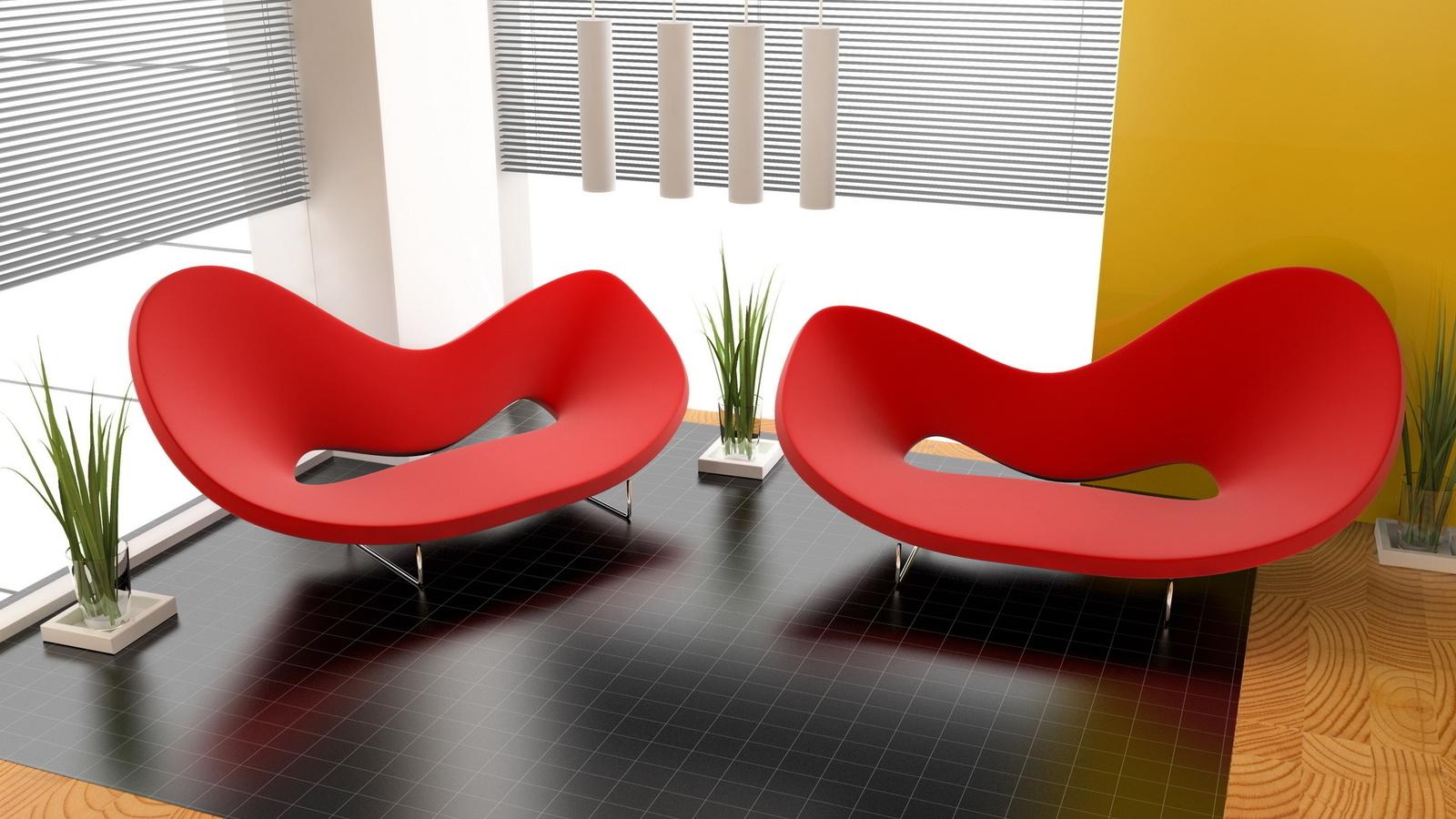 комната, Интерьер, дизайн, кресло, квартира, стиль