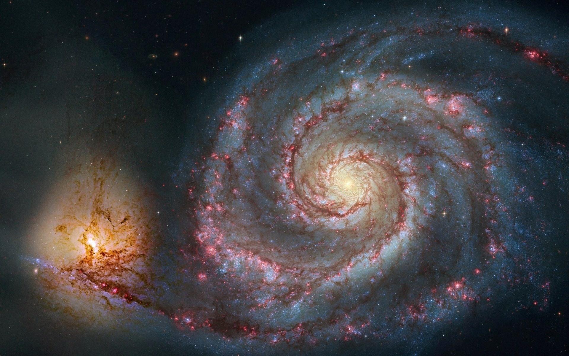 Для семьи, картинки галактика