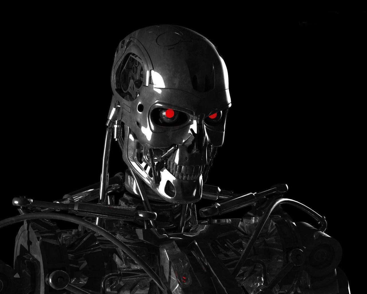 терминатор, Киборг, робот