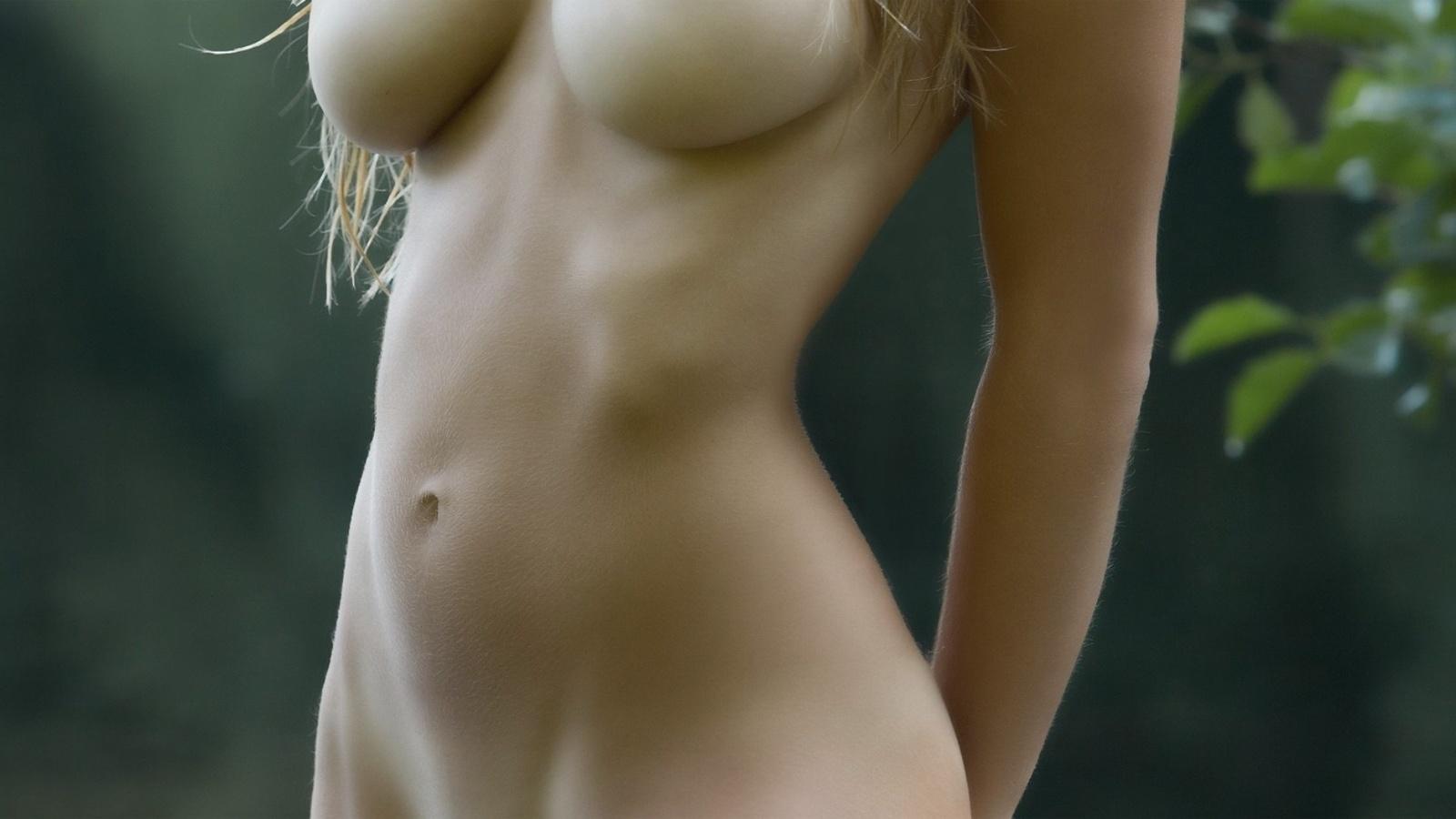 фото девушек с голым животом девки