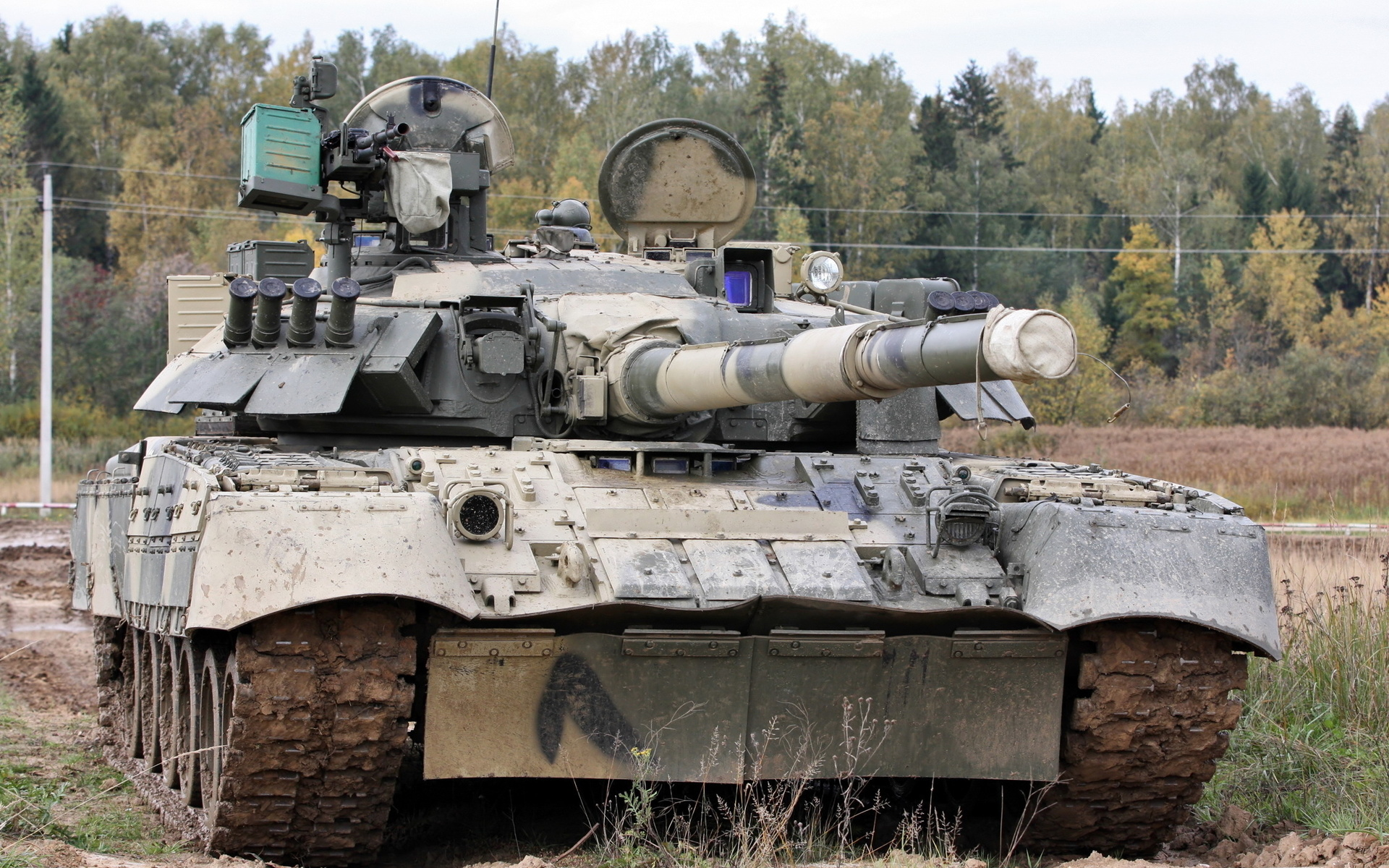 танки крупный план фото - 11