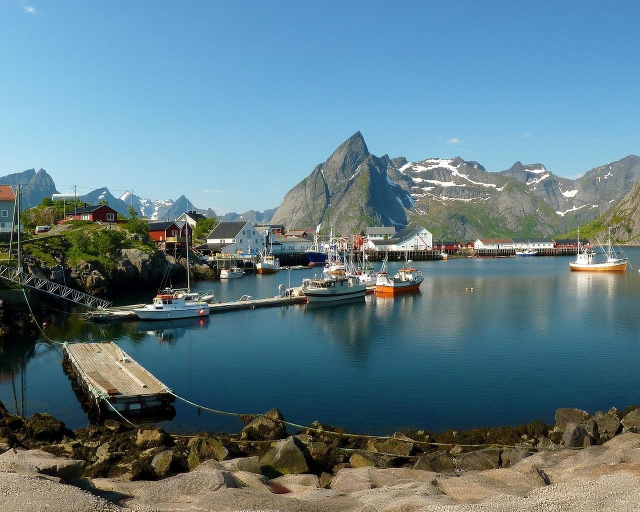 норвегия, норланн