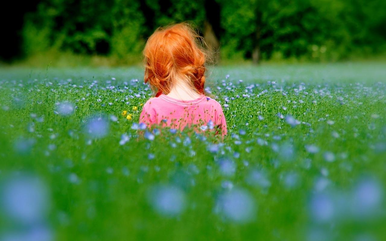Картинки дети и природа, новым