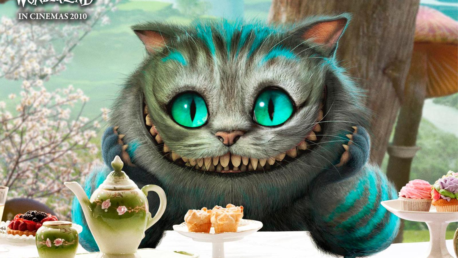 чеширский кот из алисы в стране чудес фото