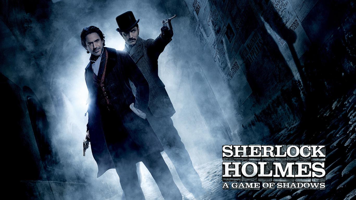 игра теней, a game of shadows, Шерлок холмс, sherlock holmes