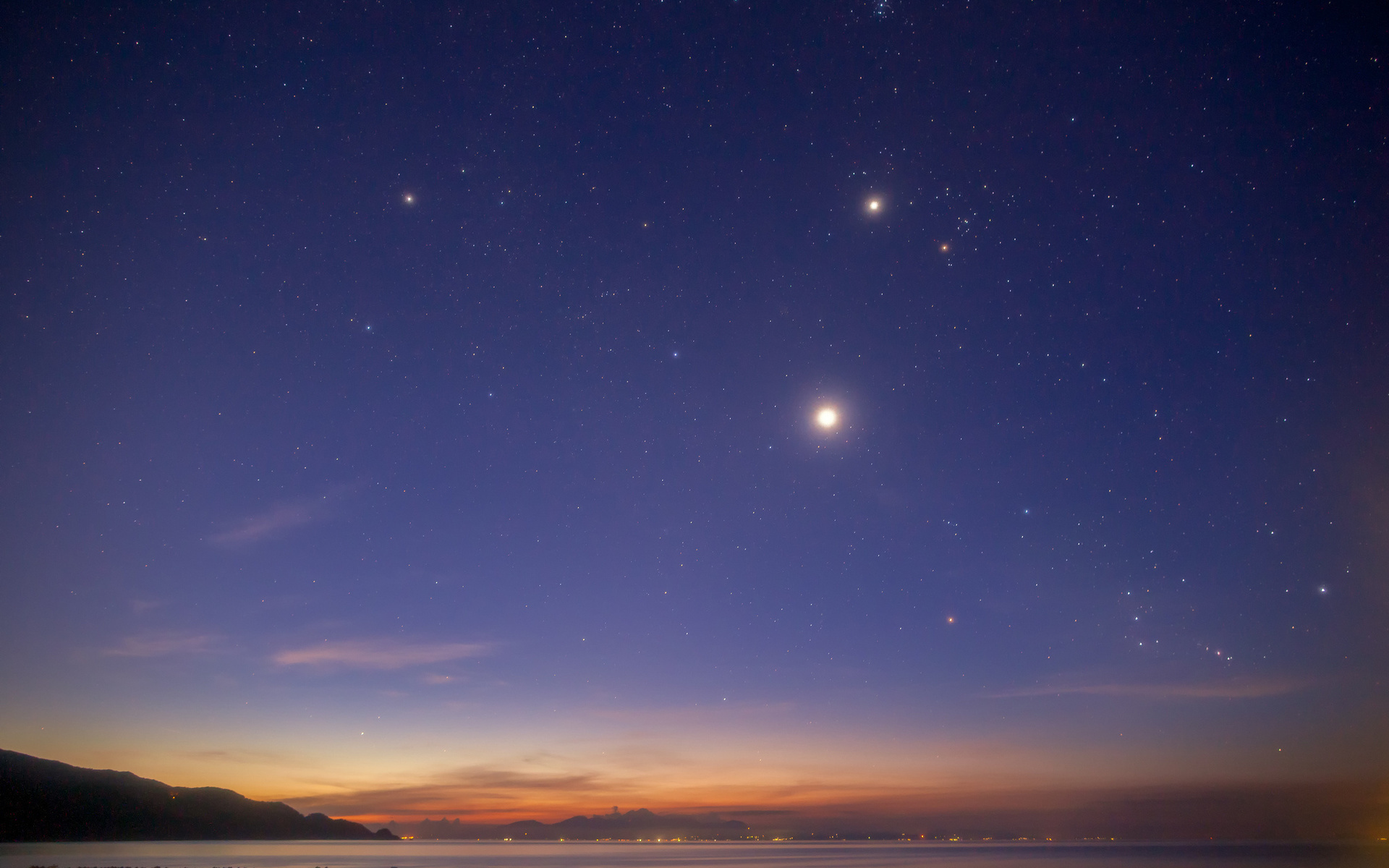 Картинки небо звезды