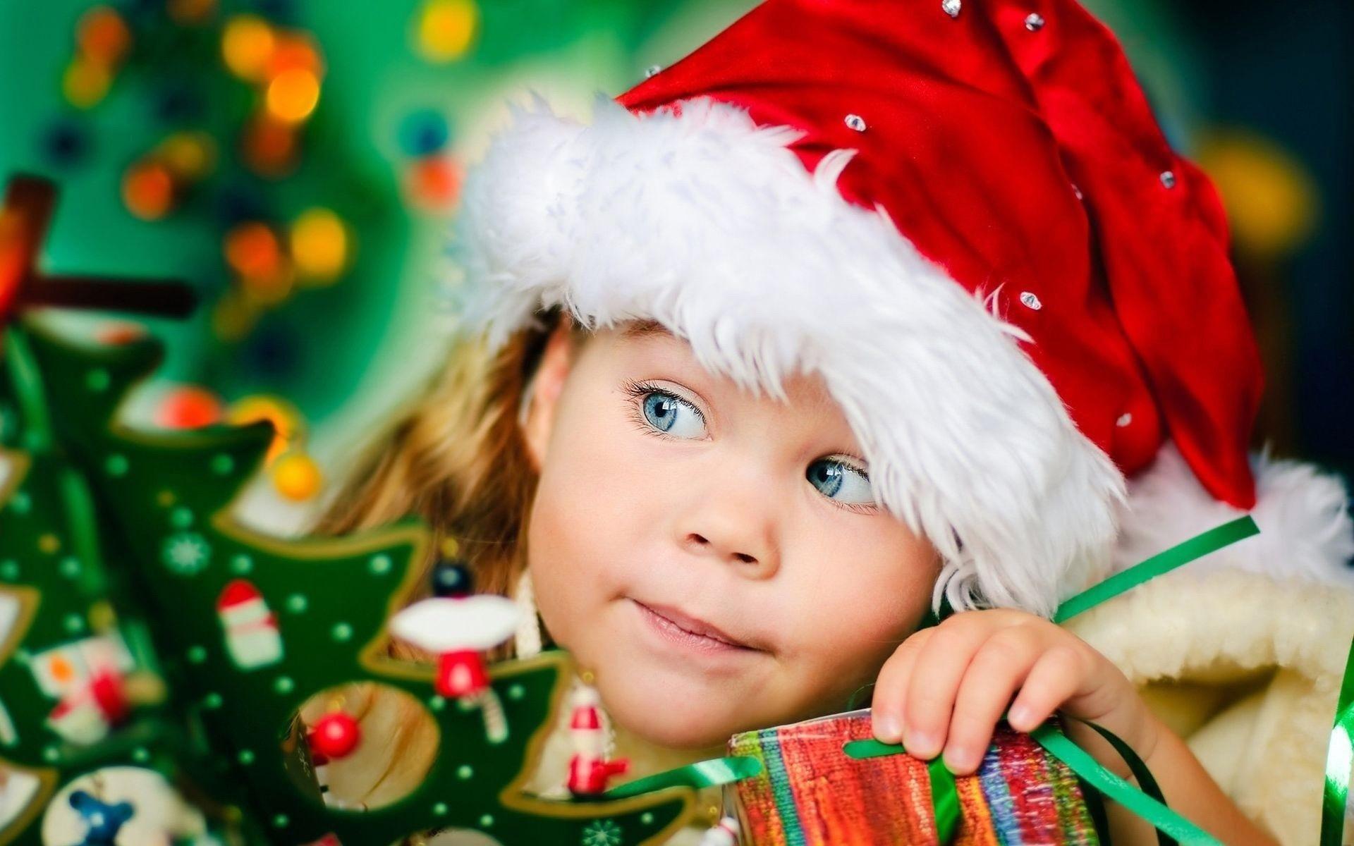 Новый год дети картинки, днем