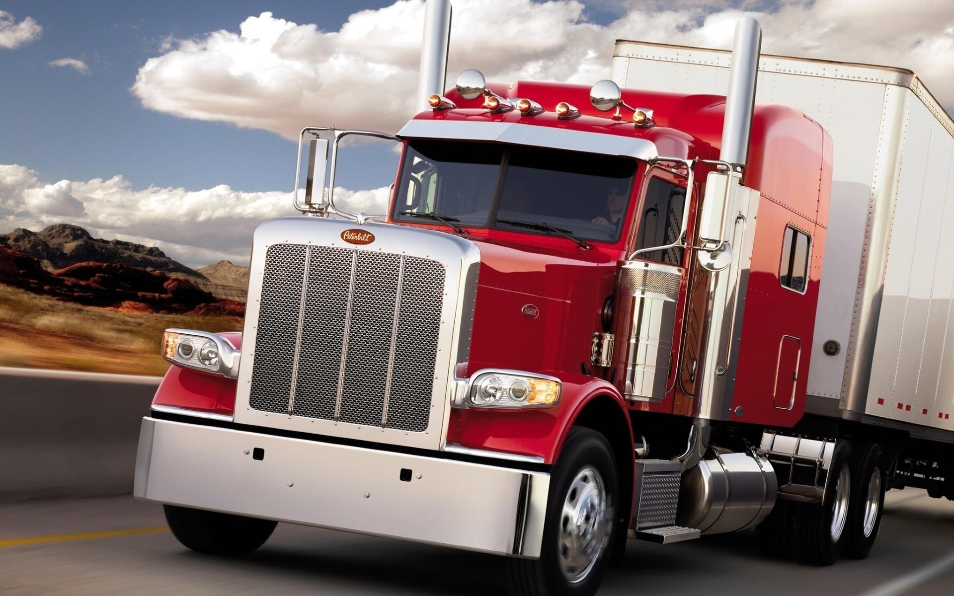 грузовик, 388, тягач, трак, Peterbilt, передок, петерблит, truck