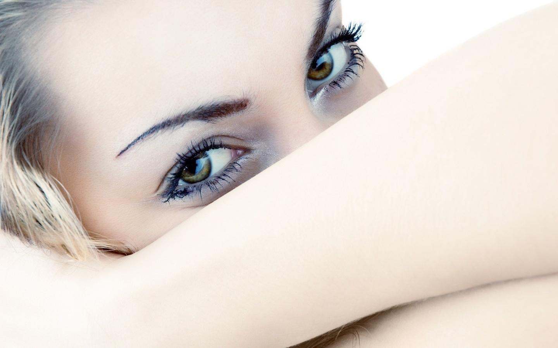 Красивые глаза открытка