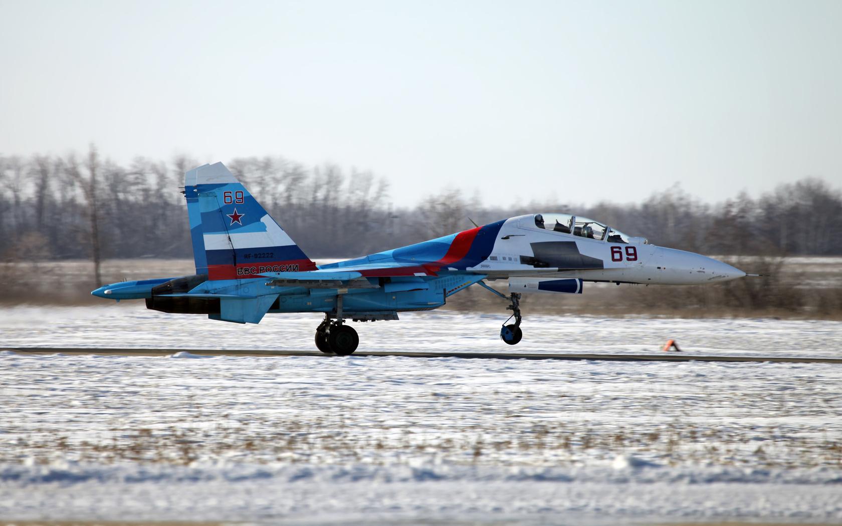 многоцелевой истребитель, 4-е поколение, Су-30, сухой
