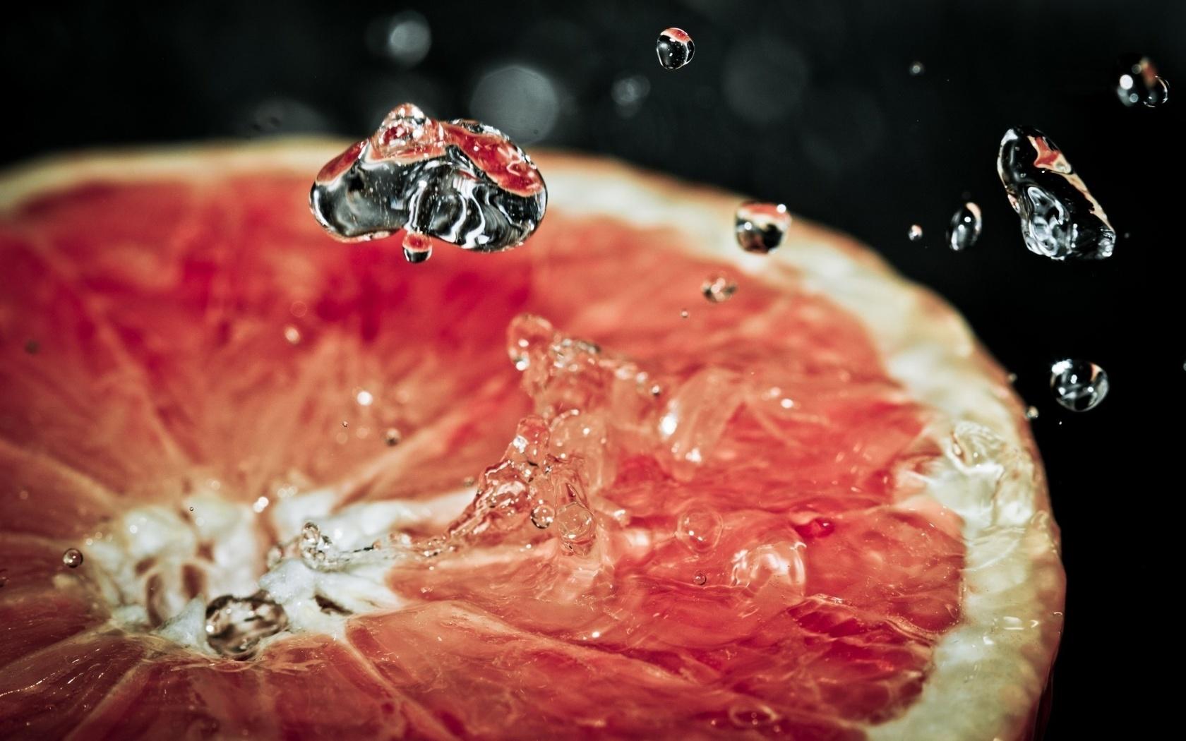 Картинки макросъемка фрукты