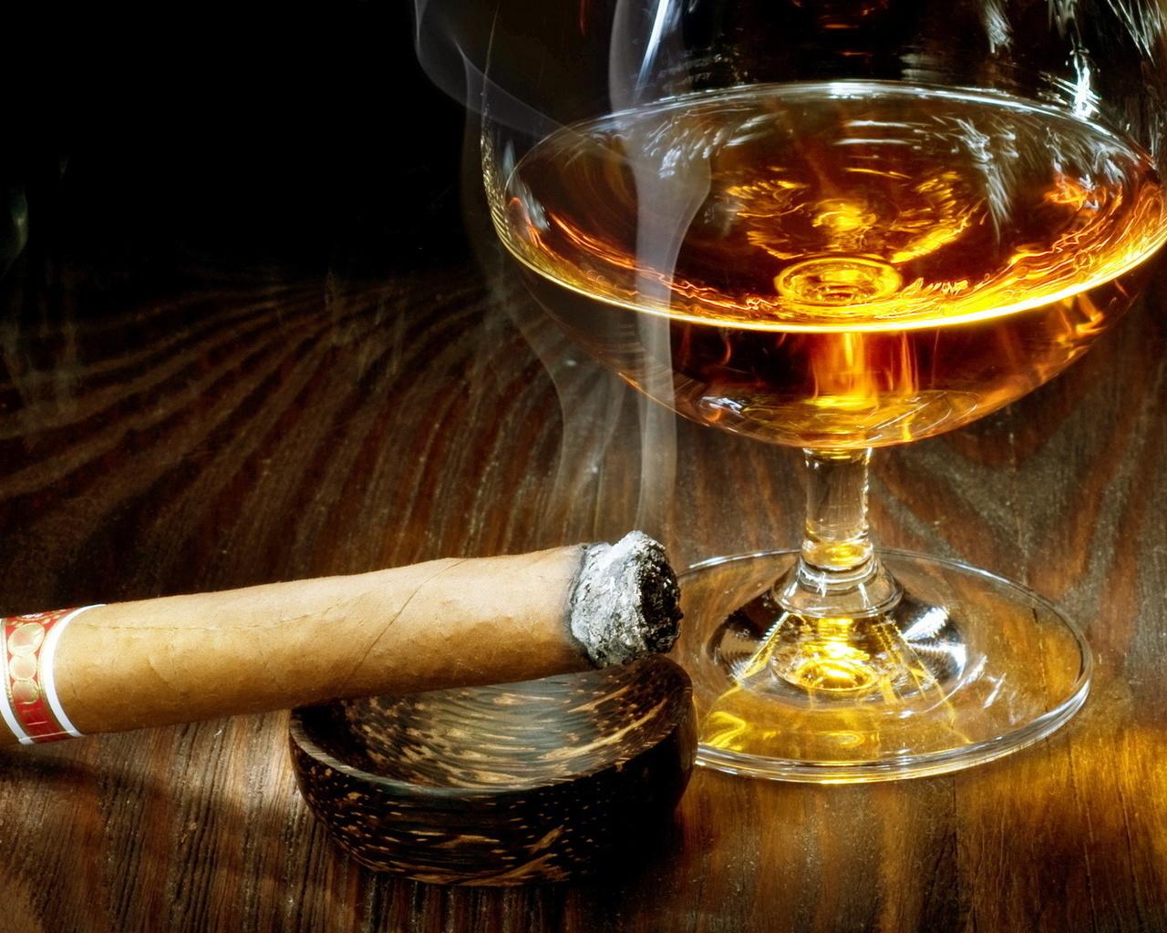 Открытка сигары, картинка смешная