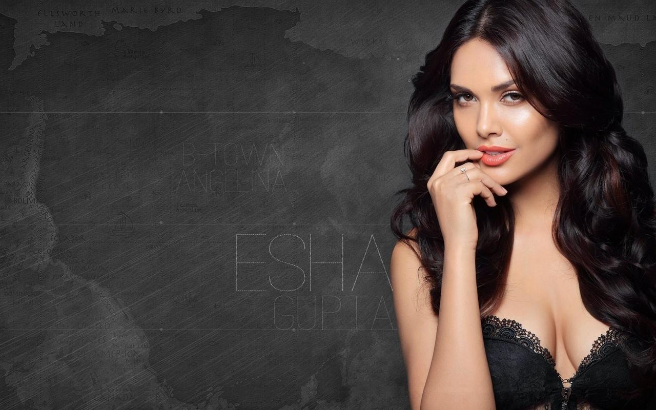 esha gupta, bollywood, celebrity, индийский, актриса, красавица, девушка
