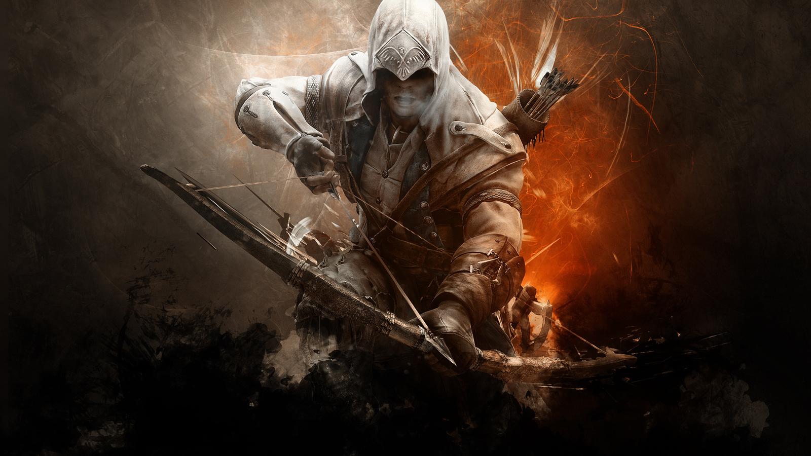 connor kanwey, Assassins creed 3, кредо убийц, коннор кенуэй, assassin, assasins creed