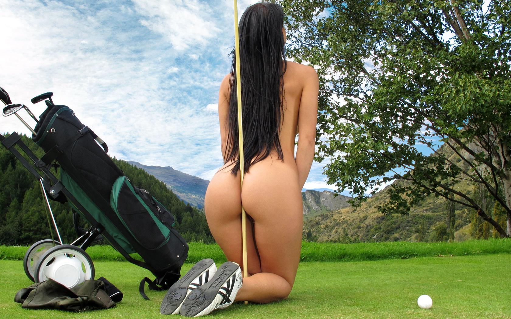 Nude girl golfing fuck picfetish
