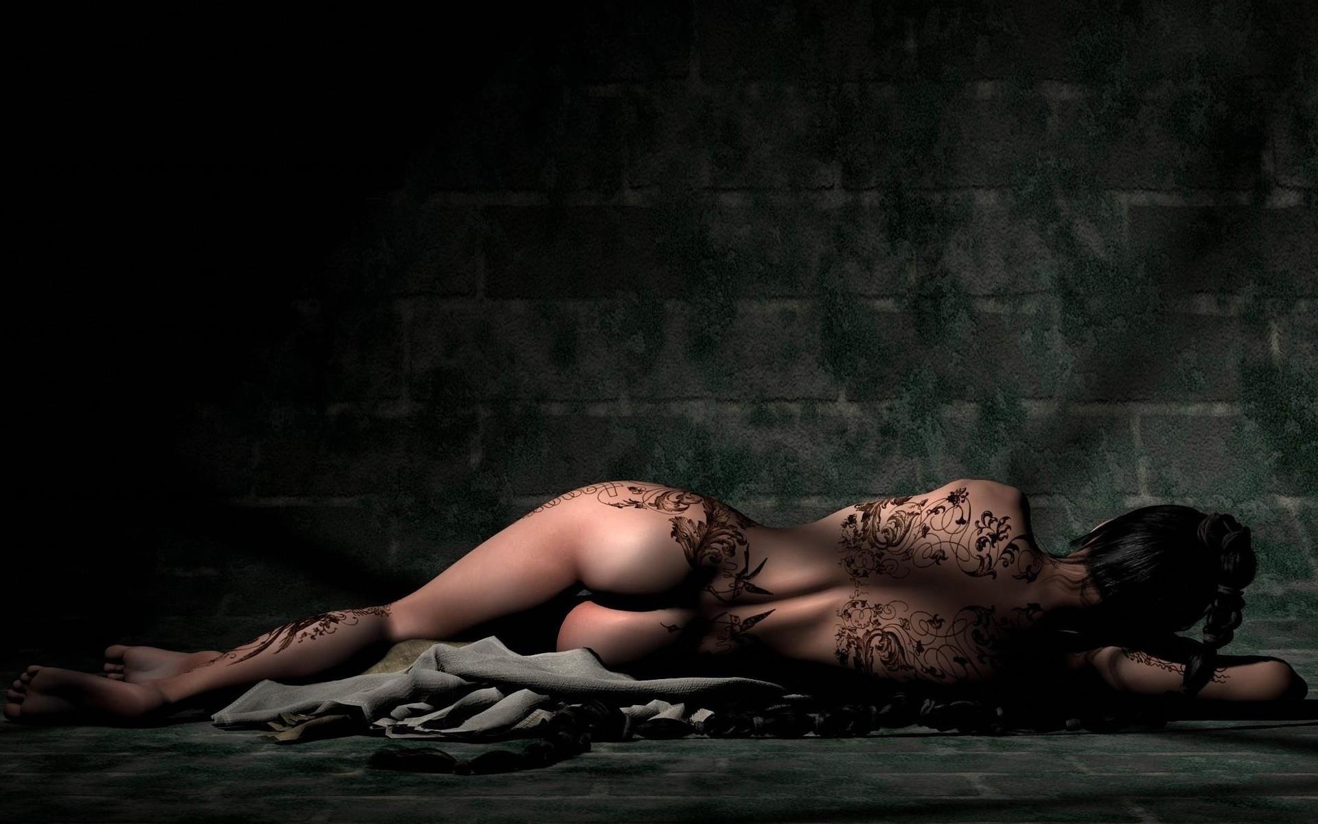 blonde-pulpeuse-nude-psp-wallpaper-having