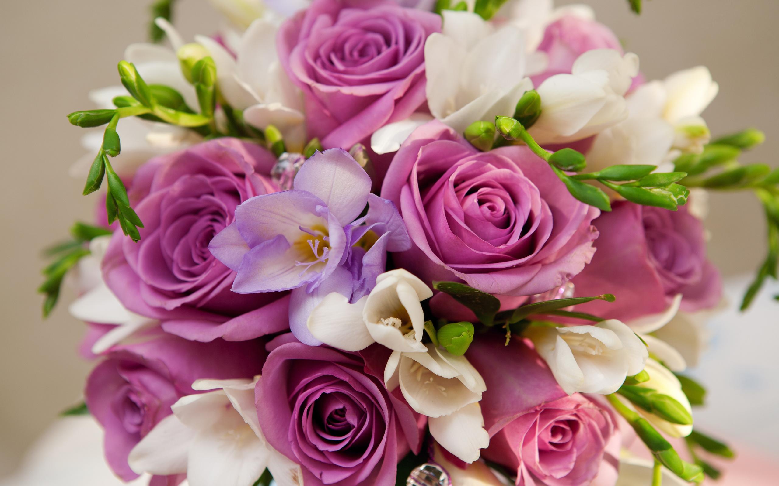 Счастливого пути, открытка с цветами для мамы