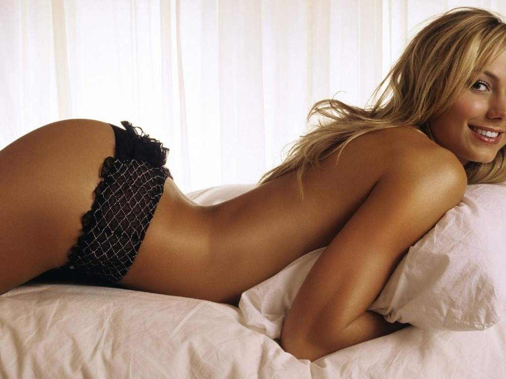 Nude photos of stacy keibler, sister with sister sex pic