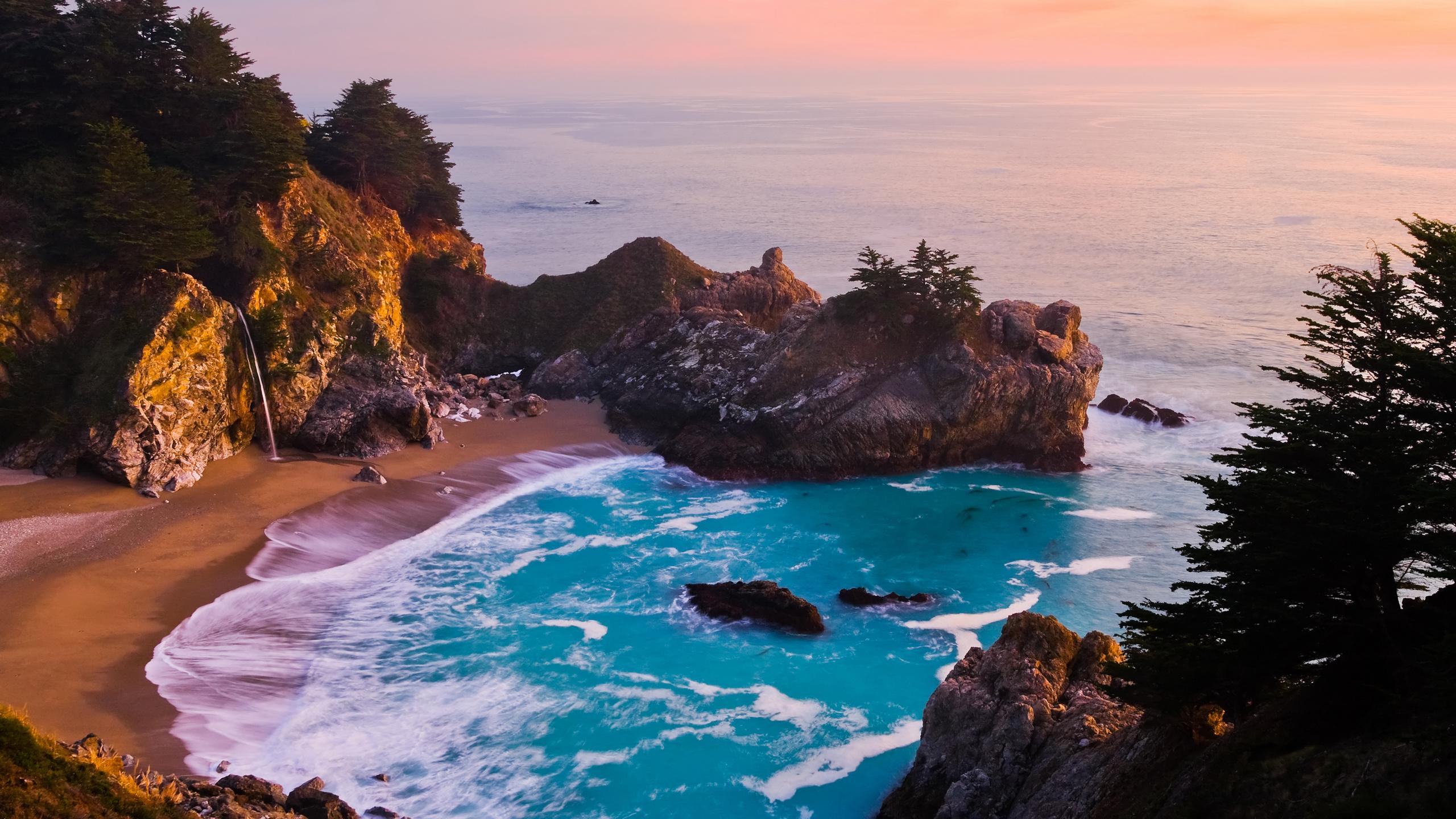 Деревянной, картинки с горами и морем