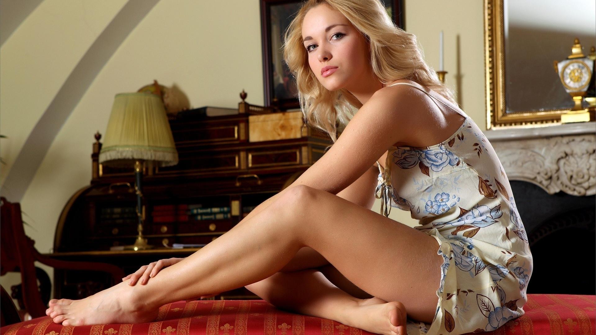 Секс с красивыми бландинками, Блондинки порно - пикантный Секс с Блондинкой на 20 фотография
