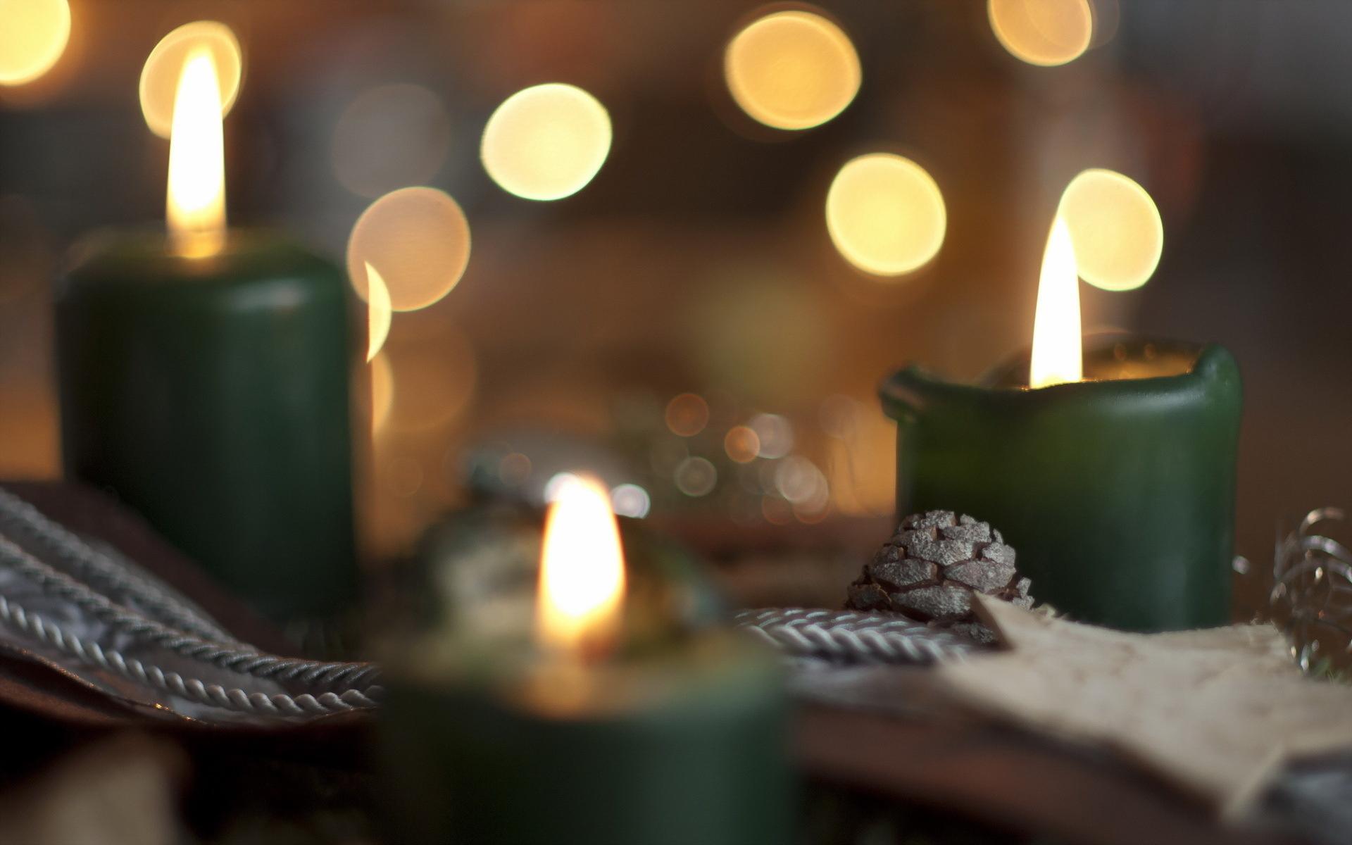 Картинка со свечами праздник, открытка