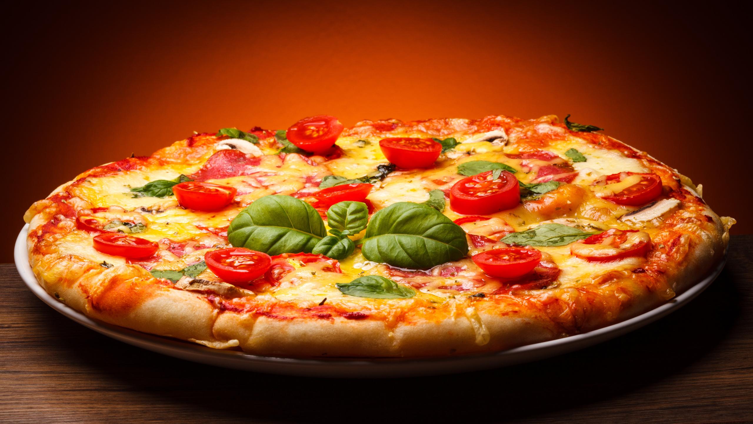 Днем, картинки красивые с пиццей