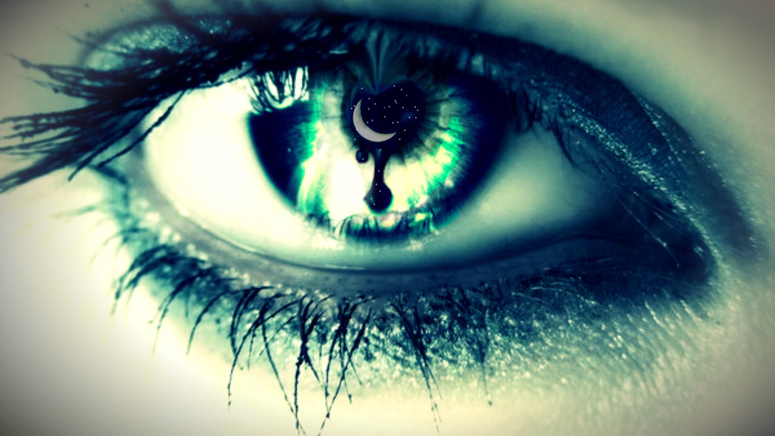 Прикольные картинки и красивые глаза