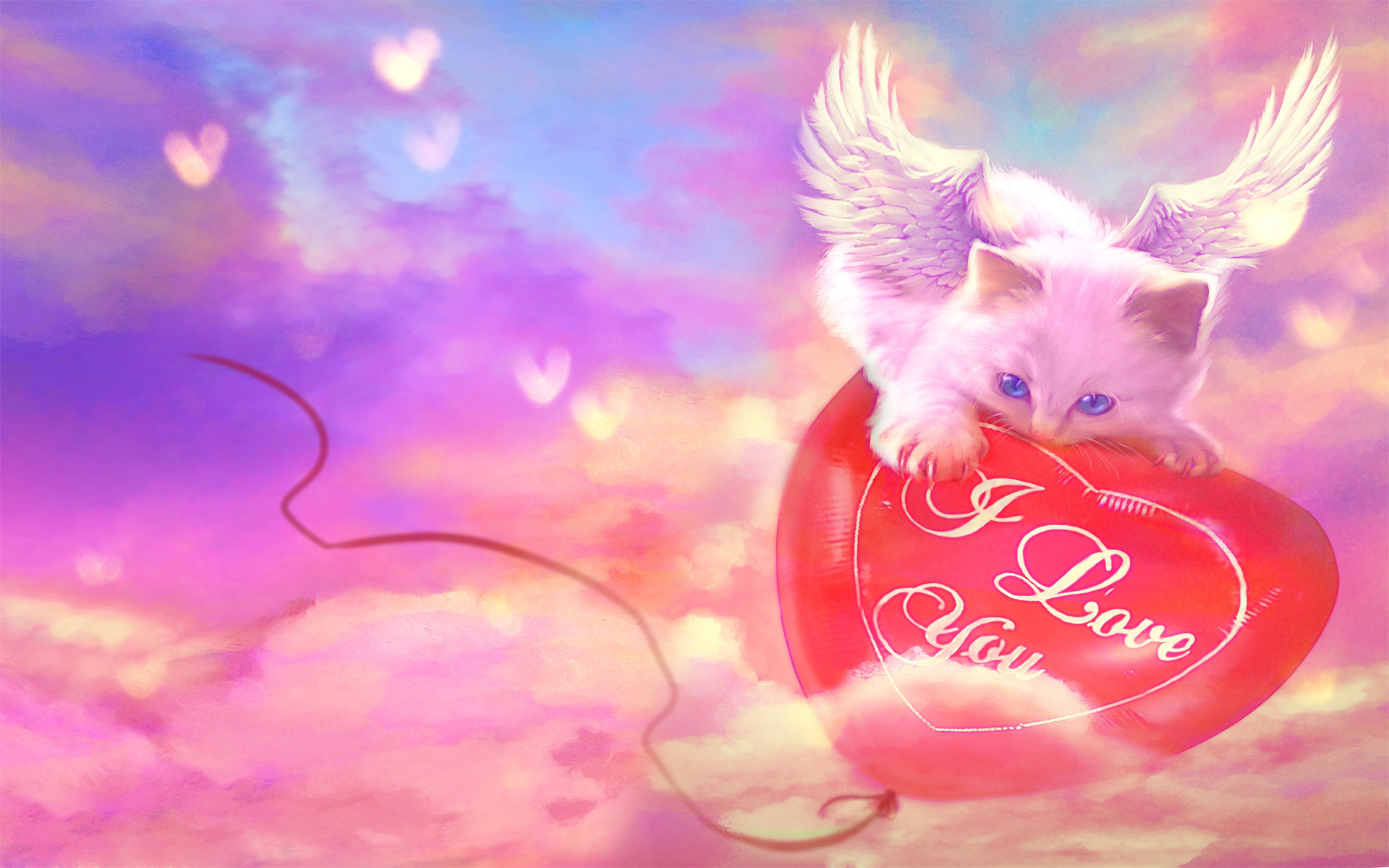 Открытка спасибо, красивые картинки котят с надписями