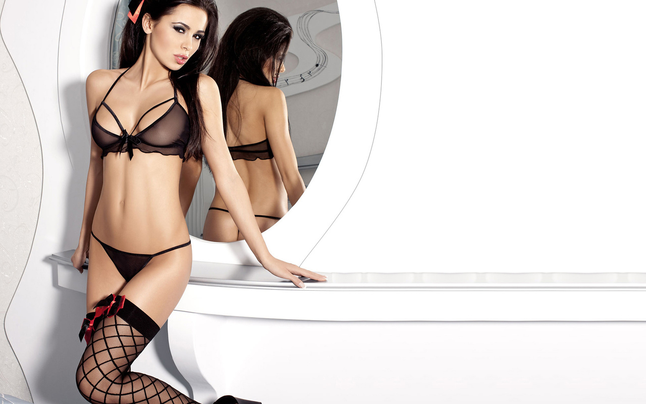 French lingerie every parisian owns