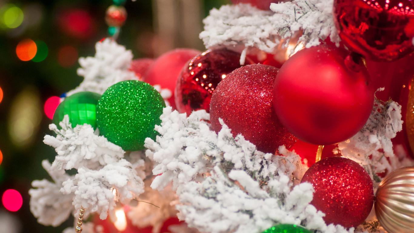 отпала новогодние картинки красивые и яркие маки