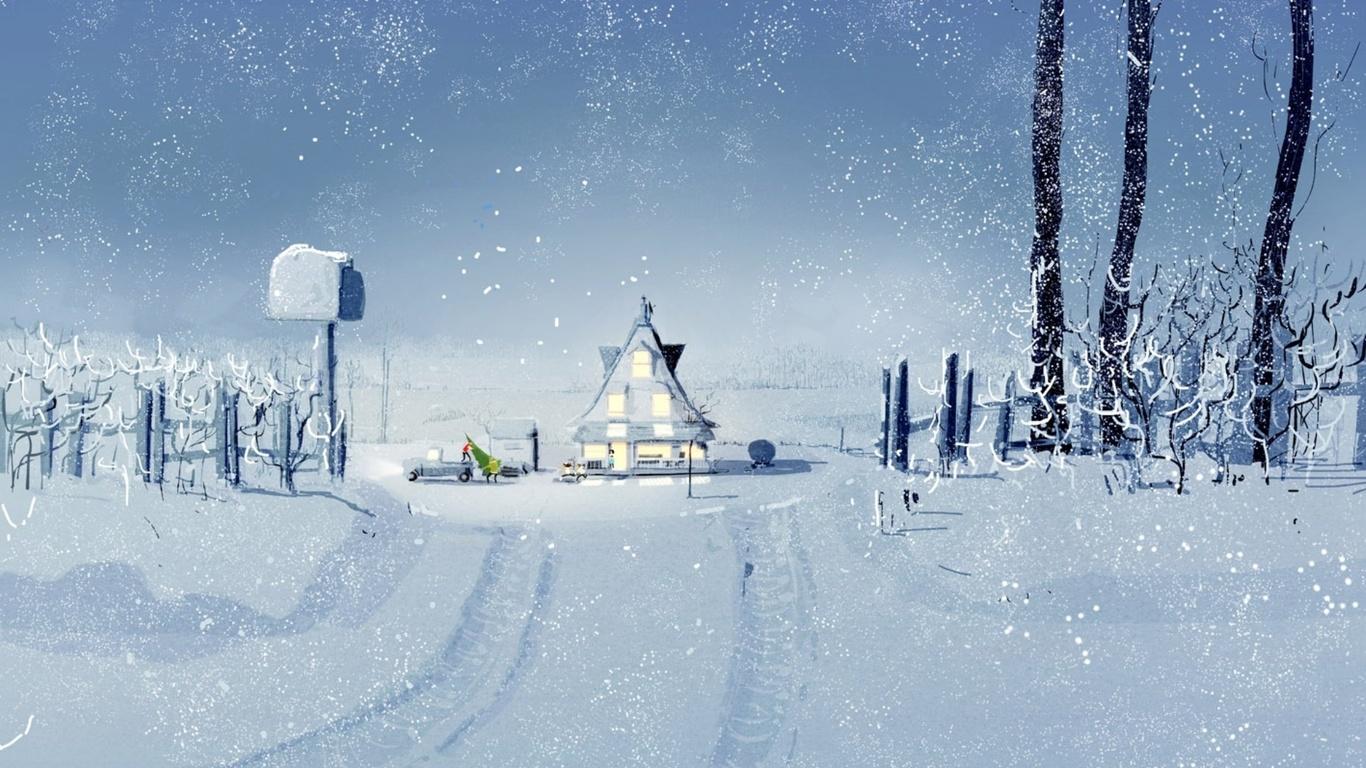 красивые новогодние картинки, дед мороз, рождество, ёлки, игрушки, снег, мороз, вкусняшки, hd качества