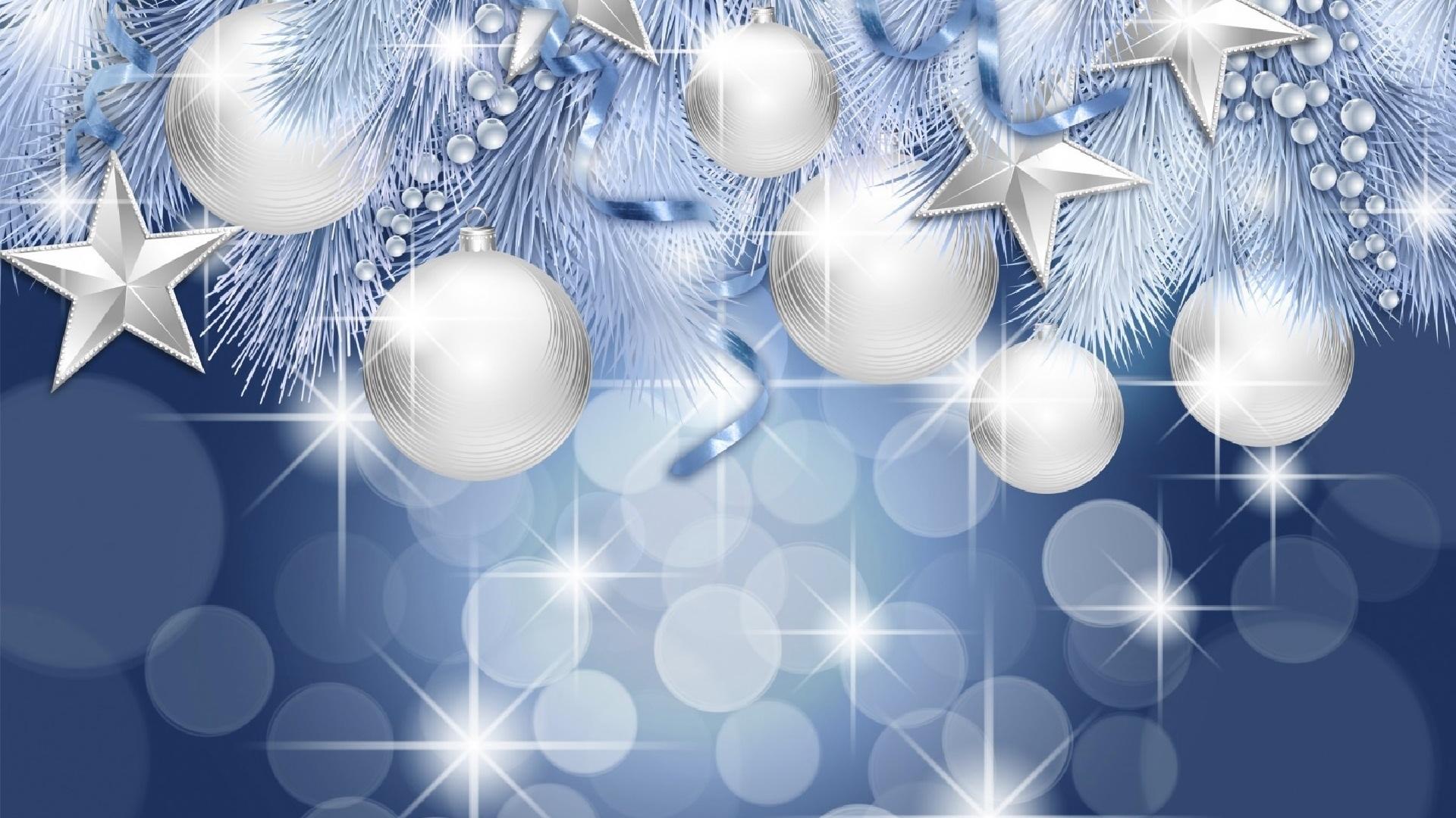 Для учителя, новогодняя открытка фотошоп синяя