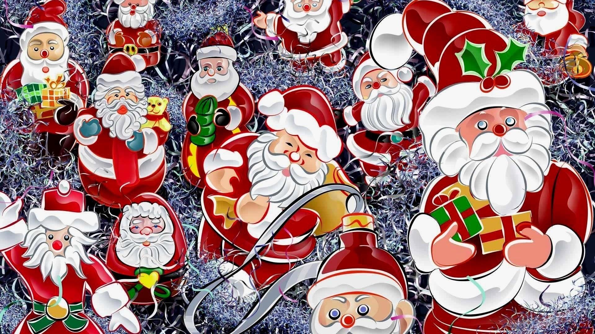 Открытки, открытка с новым годом дед мороз подарки