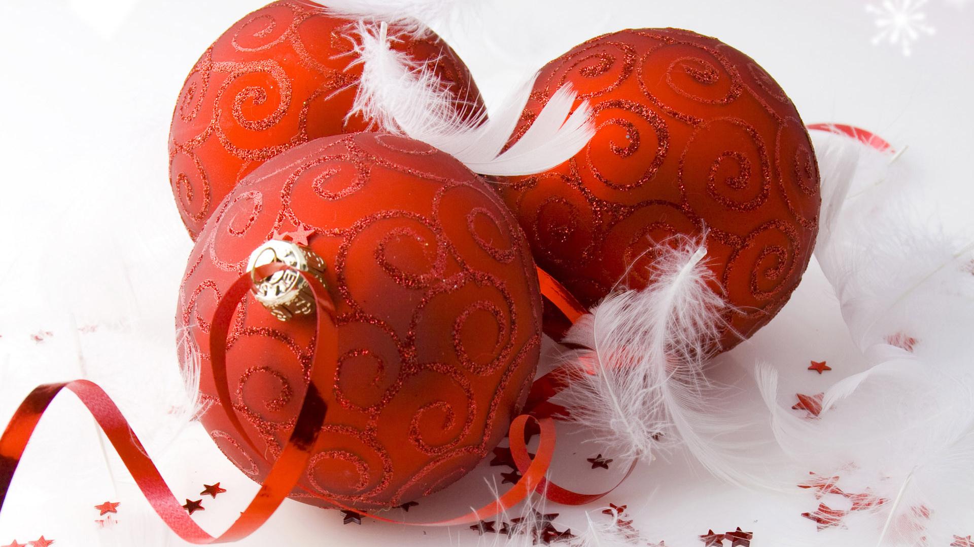 Оформить, картинки большие новогодние шары