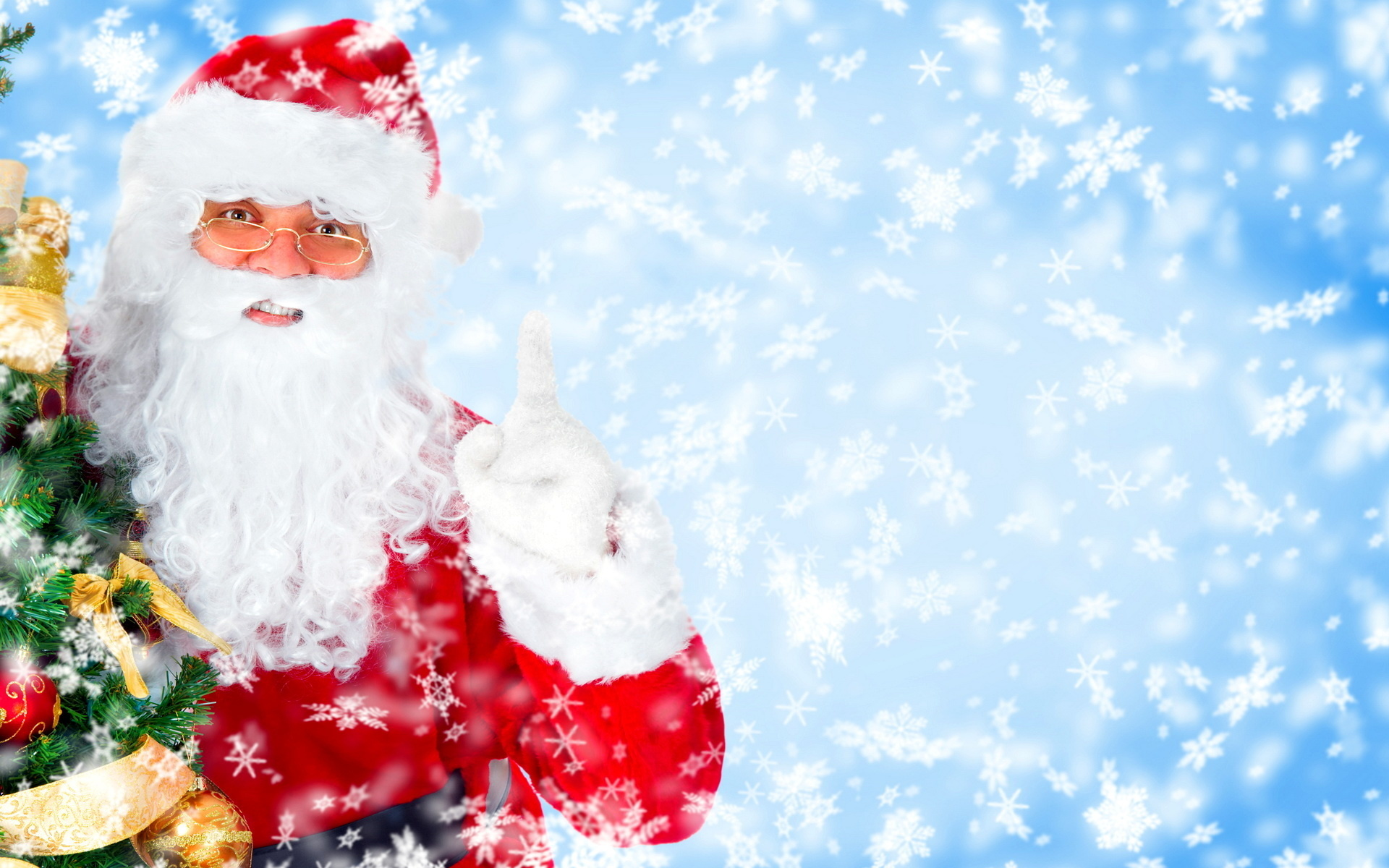 Новогоднее картинка с дедом морозом, день поздравления