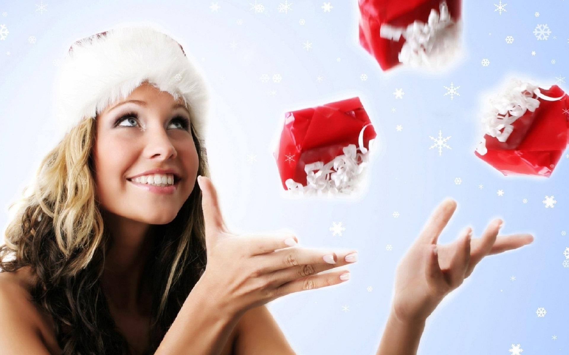 Прикольные картинки подарки на новый год