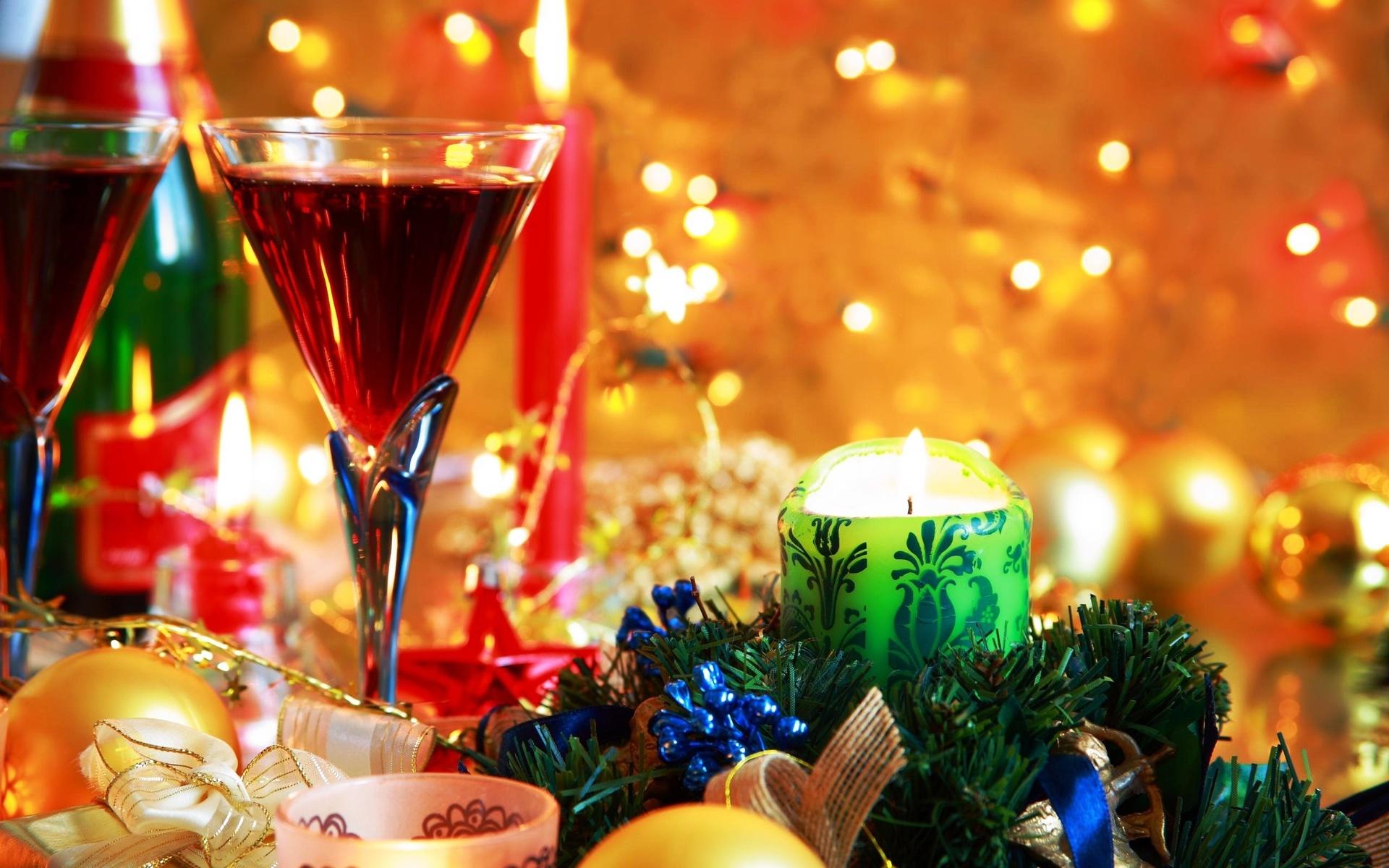 Романтическое видео поздравление с новым годом
