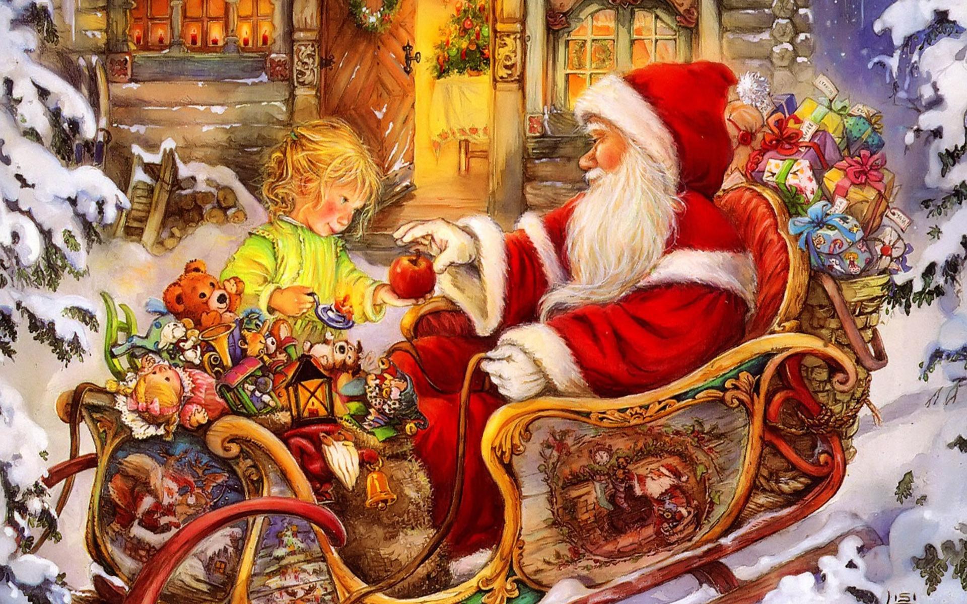 Новогодний праздник картинки для детей, нервничай пустякам