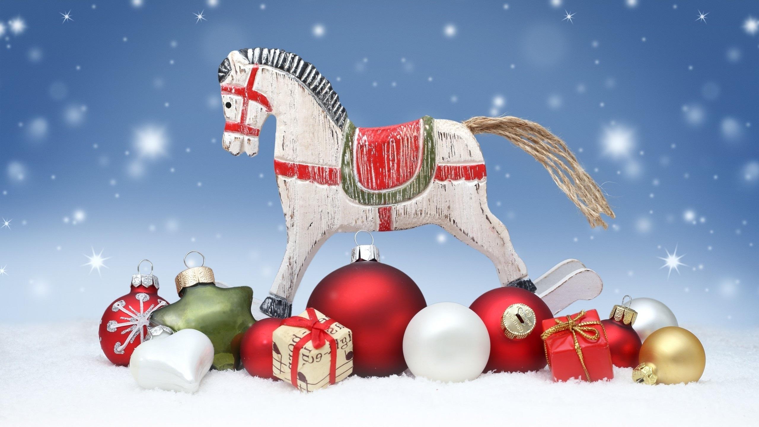 Прикольные поздравления, картинки новый год лошади