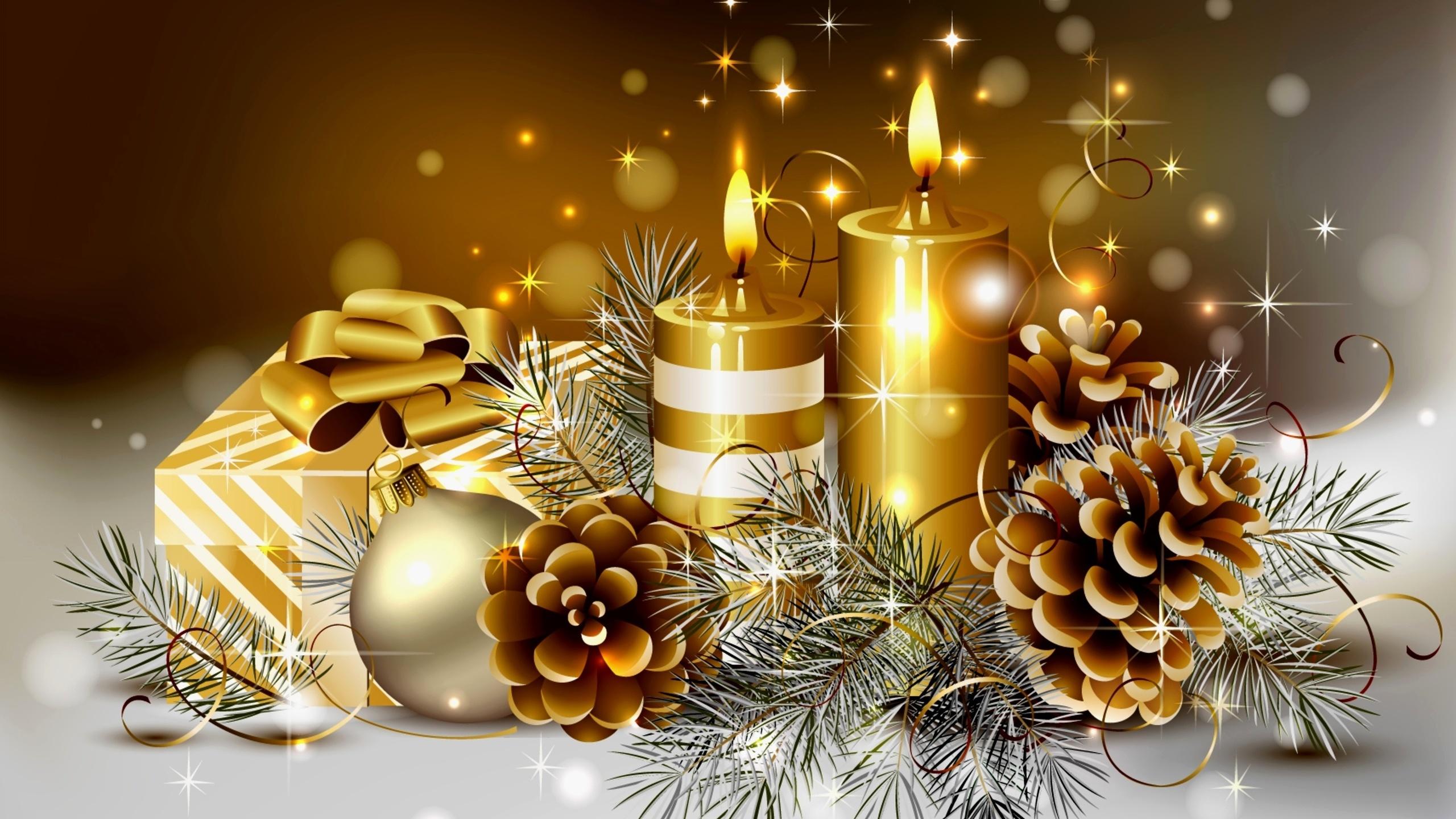 Картинки, красивая открытки с новым годом и рождеством 2017